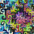 Curly Jo by Kiki Art