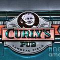 Curlys Pub - Lambeau Field by Tommy Anderson