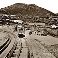 Curry Mine.virginia City Nevada.1865 by California Views Mr Pat Hathaway Archives