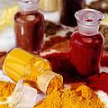 Curry Powder by Iris Richardson