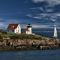 Curtis Island Lighthouse Maine Img 5988 by Greg Kluempers