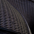 Curved Lattice Structure  by Claire  Doherty