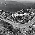 Curvy Roads Silk Trading Route Between China And India by Rudra Narayan  Mitra