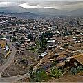Cusco Switchback by S Paul Sahm