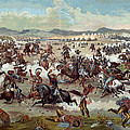 Custer's Last Charge by Unknown