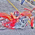 Custom Bike by Jim Lepard