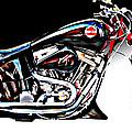 Custom Bike Study 1 by Samuel Sheats