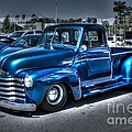 Custom Chevy Pickup by Tommy Anderson