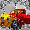Custom Flames by Randy Harris
