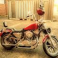 Custom Harley   Hdr by Thomas  MacPherson Jr