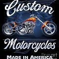 Custom Motorcycales by JQ Licensing