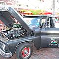 Custom Pickup Truck by Robert Floyd