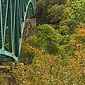 Cut River Bridge 1 A by John Brueske