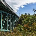 Cut River Bridge 1 C by John Brueske