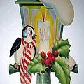 Cute Vintage Christmas by Tracey Harrington-Simpson