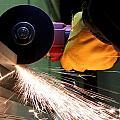 Cutting Steel by Trent Mallett