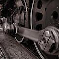 Cutting Through The Steam by Ken Smith