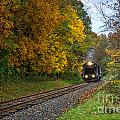 Cuyahoga Valley Scenic Railroad 1 by Denny Beck