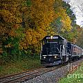 Cuyahoga Valley Scenic Railroad 2 by Denny Beck