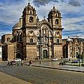 Cuzco Church by Noel Lopez