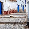 Cuzco Streets by Cascade Colors