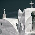 Cycladen Crosses by Hans-wolfgang Hawerkamp