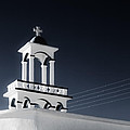 Cyclades Greece - Andros Island Church by Alexander Voss