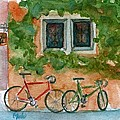 Cycle Cafe by Bev Veals