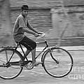 Cycling Boy by Ocean Thakur