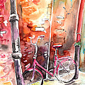 Cycling In Italy 02 by Miki De Goodaboom
