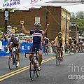 Cycling Stage Win by Jason O Watson