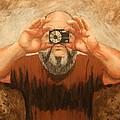 Cyclopes A Self Portrait by Reuven Gayle