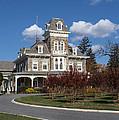 Cylburn Mansion by Arlene Carmel