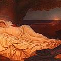 Cymon And Iphigenia by Frederic Leighton