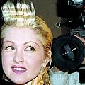 Cyndi Lauper 1988 by Ed Weidman