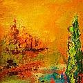 Cypress Gold by Jodi Monahan