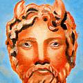 Cyprus - Zeus by Augusta Stylianou
