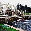 Czar Summer Palace Fountain by Gerald Blaine