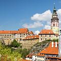 Czech Republic, Chesky Krumlov by Julie Eggers
