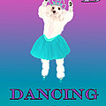 D Is For Dancing Dog by Mechala Matthews