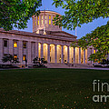 D13l94 Ohio Statehouse Photo by Ohio Stock Photography