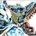 Da Dragon Comic IIacd by Omar Hernandez
