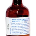 Dacarbazine Anti-cancer Drug by Dr P. Marazzi/science Photo Library