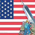 Daddys Home 9/11 Tribute by Tony Rubino