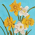 Daffodils by Anastasiya Malakhova