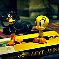 Daffy Tweety And Johnny by Salman Ravish