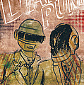 Daft Punk  by Jackson