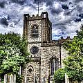 Dagenham Village Church by David Pyatt