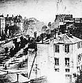 Daguerreotype, 1838 by Granger