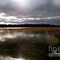 Dahler Lake In Emily Minnesota by Jacqueline Athmann